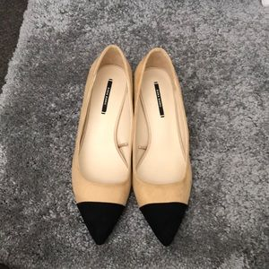 Zara basic collection shoes